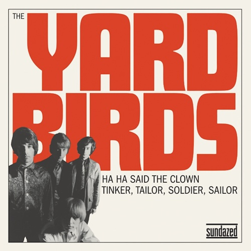 Yardbirds - Ha Ha Said The Clown/ Tinker Ta