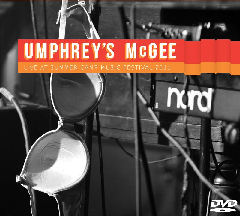 Umphrey's McGee - Live At Summer Camp Music Festival 2011 (2pc)