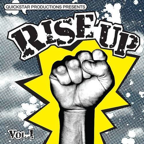 Toxic Therapy aka Vegim - Quickstar Productions Presents : Rise Up Volume 4