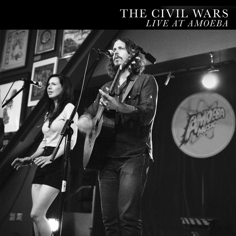 Civil Wars - Live At Amoeba