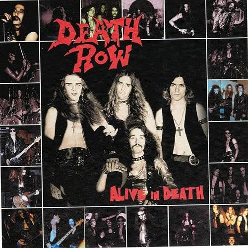 Deathrow - Alive In Death