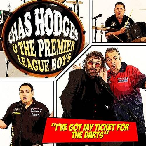 Chas Hodges - Got My Ticket To The Darts