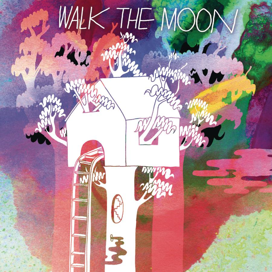 WALK THE MOON WALK INTO STORES