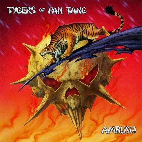 Tygers Of Pan Tang - Ambush (Reis) (Uk)