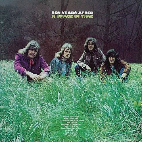 Ten Years After - Space In Time