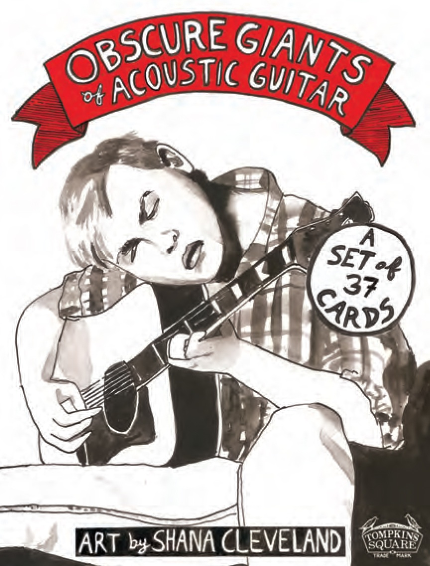 - Obscure Giants of Acoustic Guitar