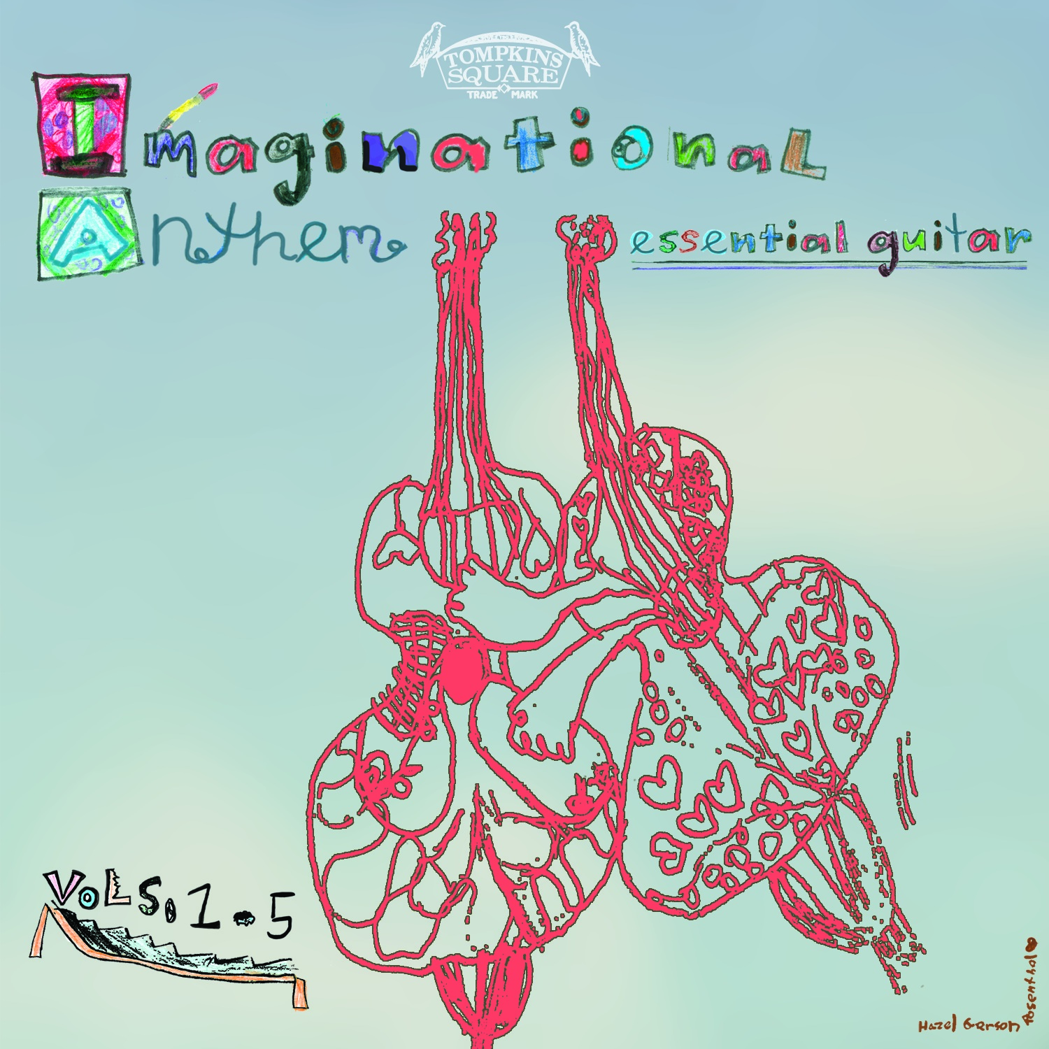 Imaginational Anthem - Imaginational Anthem Vol. 1-5 [Box Set]