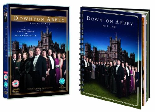 Downton Abbey [TV Series] - Downton Abbey: Series 3 [Import Limited Edition]