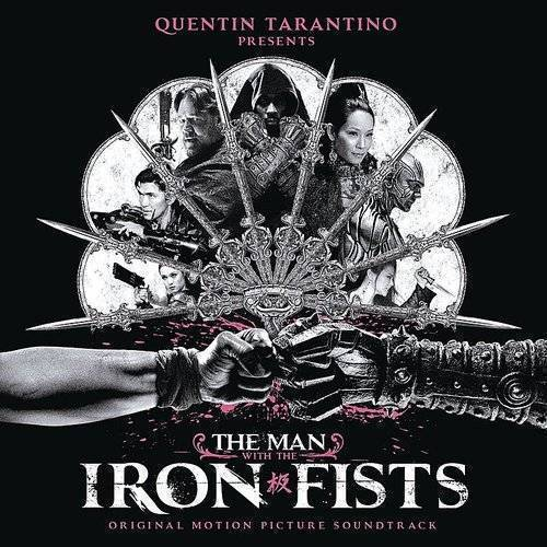 The Man With The Iron Fists [Movie] - Man With The Iron Fists [Soundtrack, Vinyl]