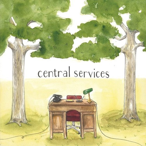 Central Services - Central Services