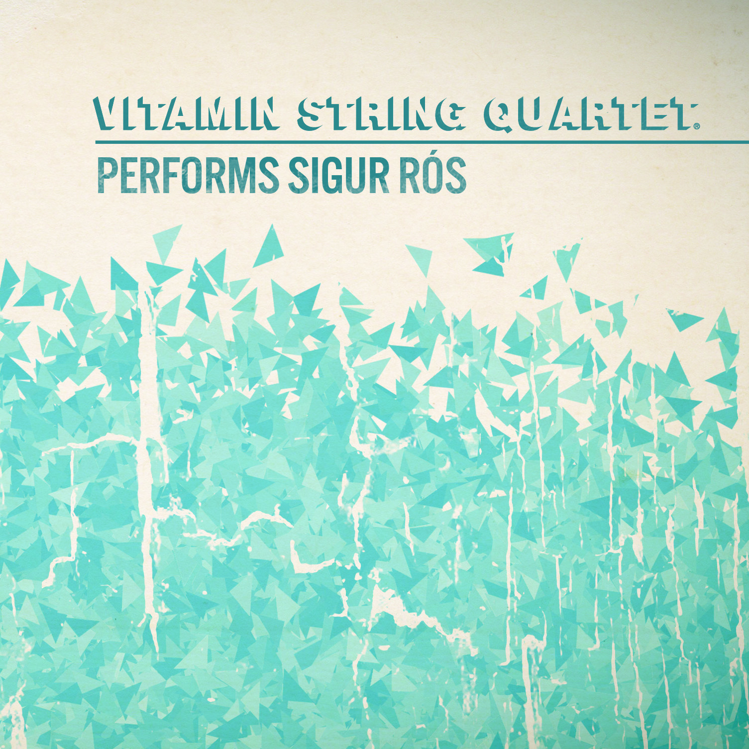 Vitamin String Quartet - Vitamin String Quartet Performs Sigur Ros