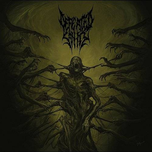 Defeated Sanity - Passages Into Deformity [Limited Edition] (Pict)