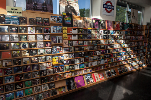 About Waterloo Records