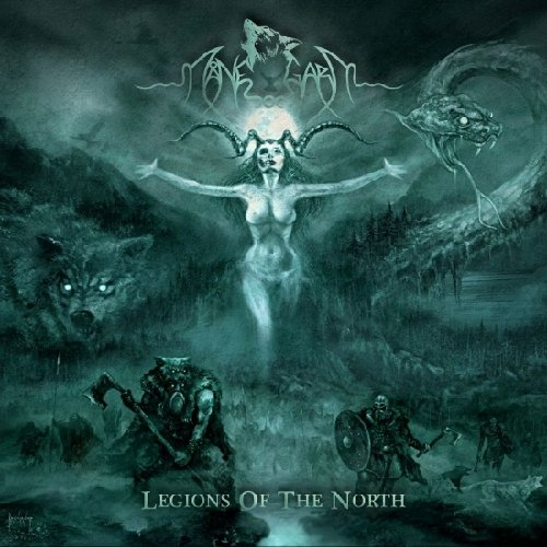 Manegarm - Legions Of The North (Uk)