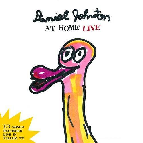 Daniel Johnston - Daniel Johnston At Home Live