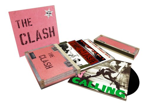 The Clash - 5 Album Studio Set [Box Set]