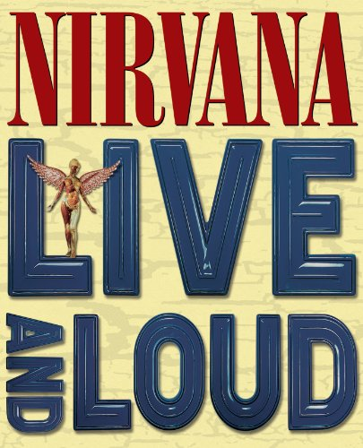 Nirvana - Live & Loud [Import DVD]