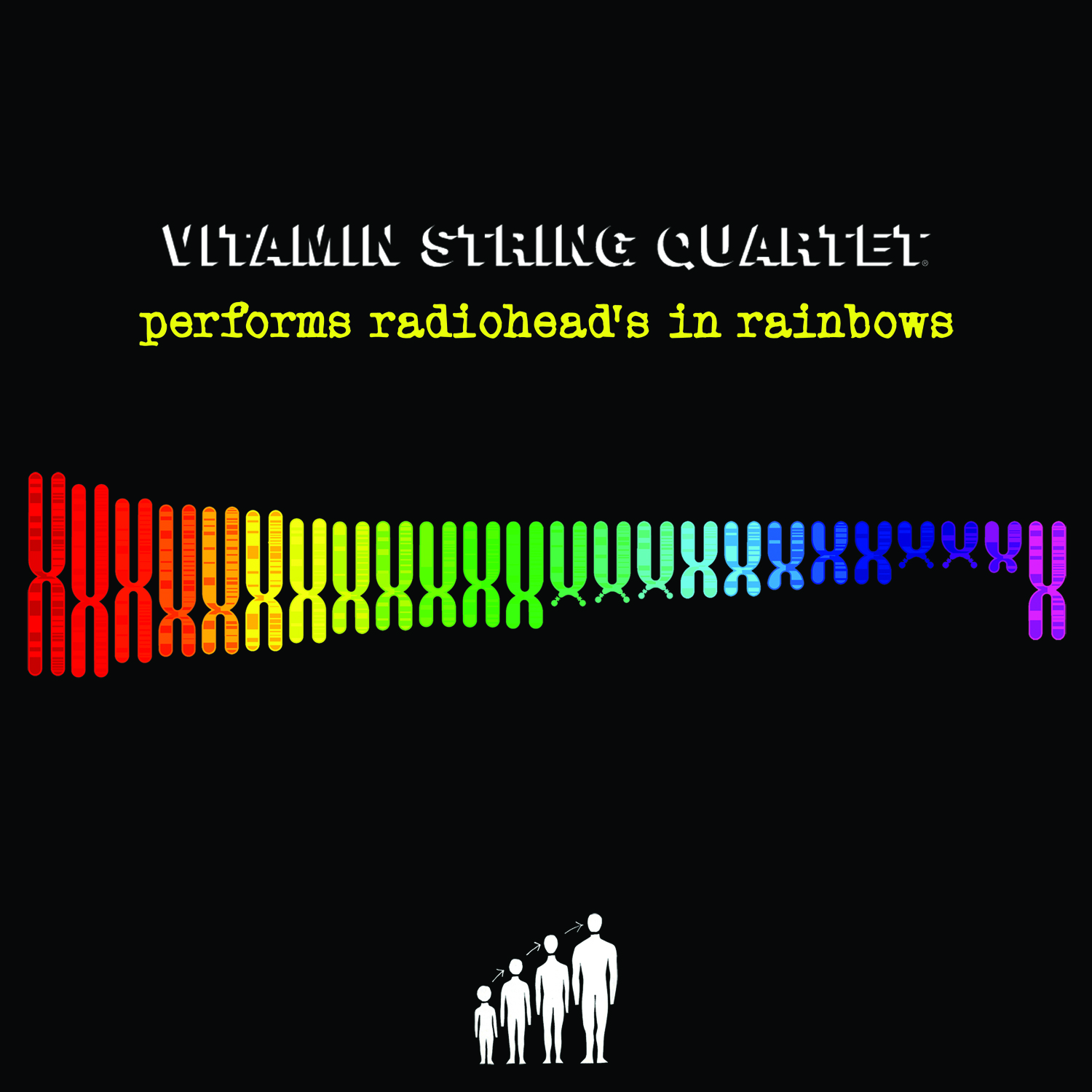 Vitamin String Quartet - Vitamin String Quartet Performs Radiohead's In Rainbows