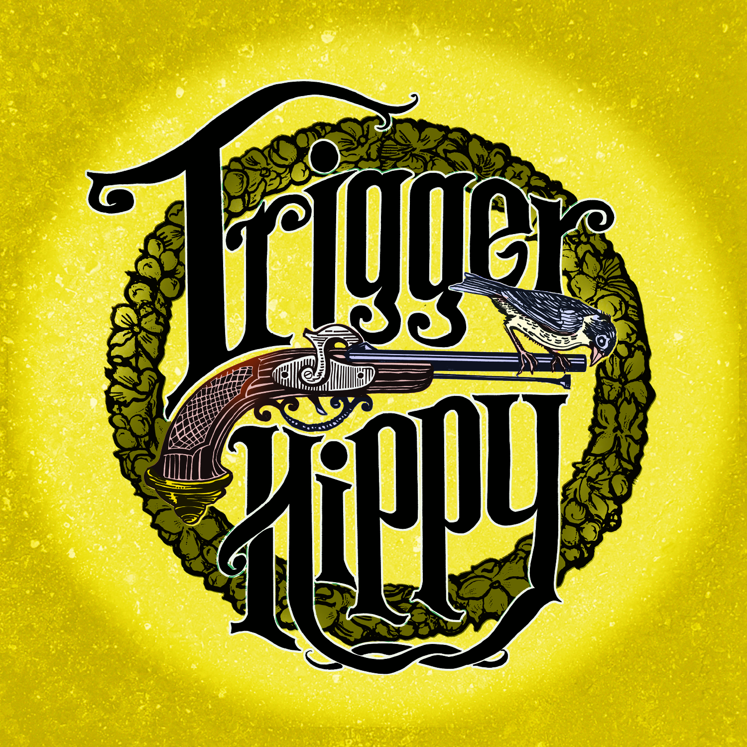 Trigger Hippy - Trigger Hippy - Limited Edition 10 Inch Vinyl EP