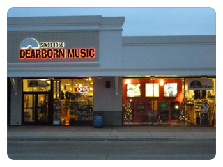 Dearborn Music (Michigan)