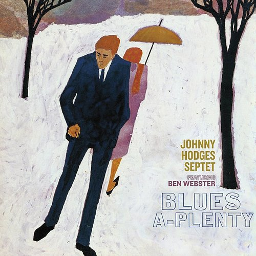Johnny Hodges - Blues-A-Plenty (Colv) (Ogv) (Hol)