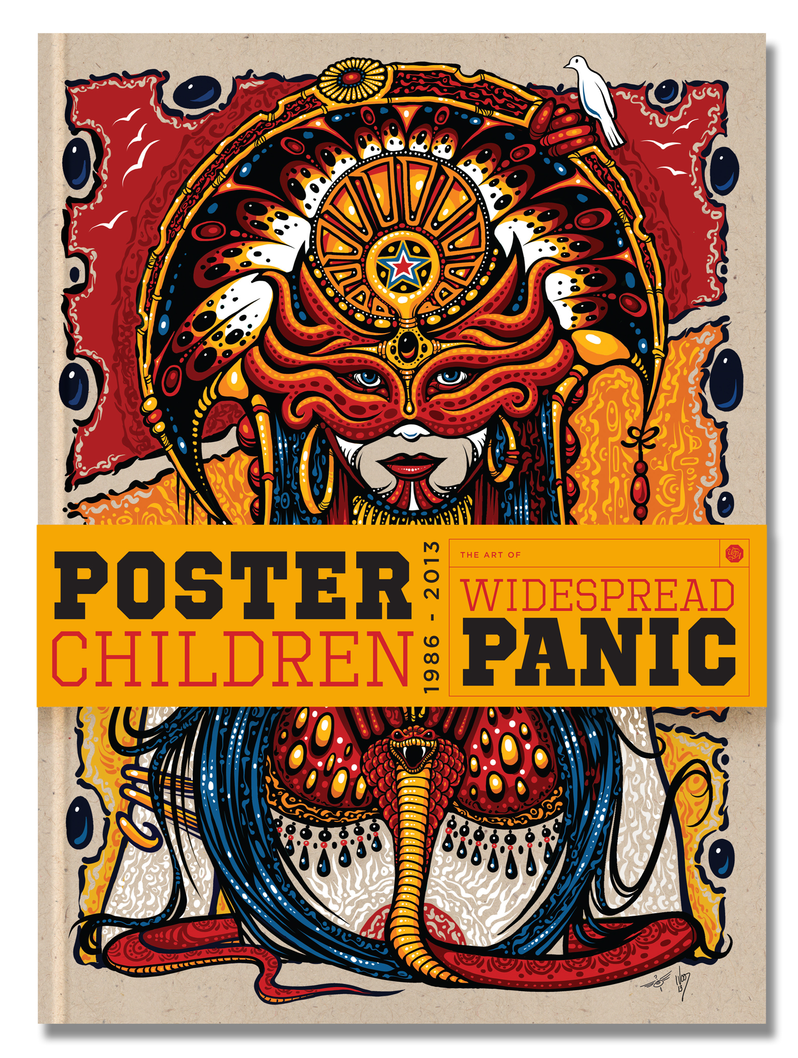 Widespread Panic - Poster Children--The Artwork of Widespread Panic
