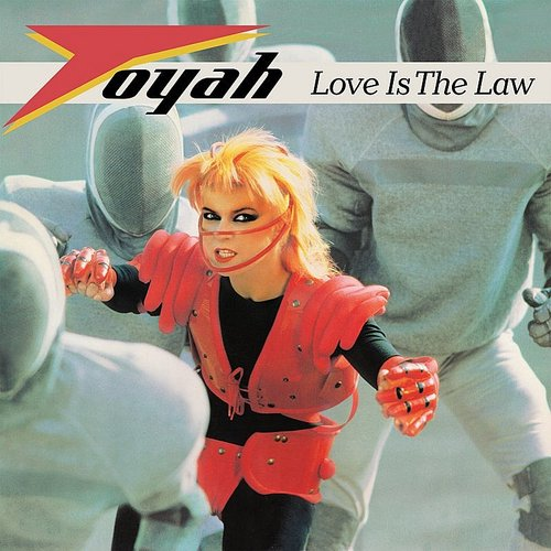 Toyah - Love Is The Law