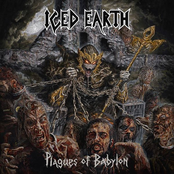 Iced Earth - Plagues Of Babylon [Deluxe w/DVD]