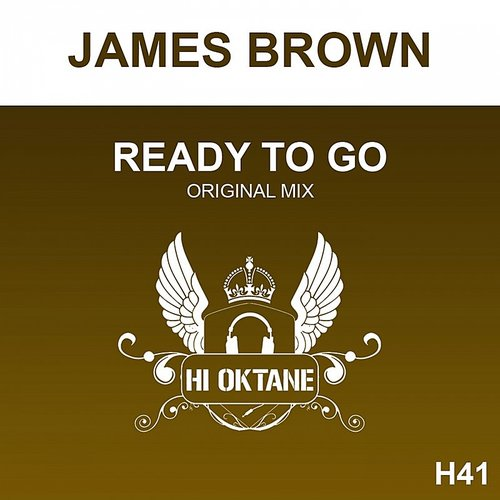James Brown - Ready To Go - Single