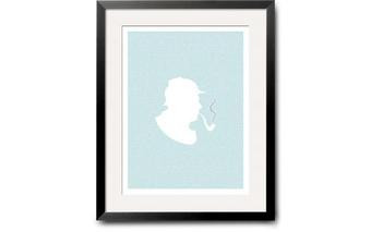 Litographs - Adventures Of Sherlock Holmes