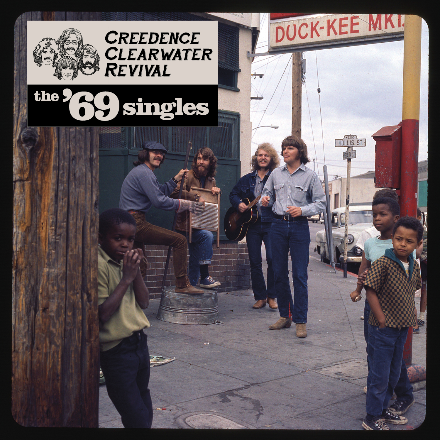 Creedence Clearwater Revival - 1969 Singles