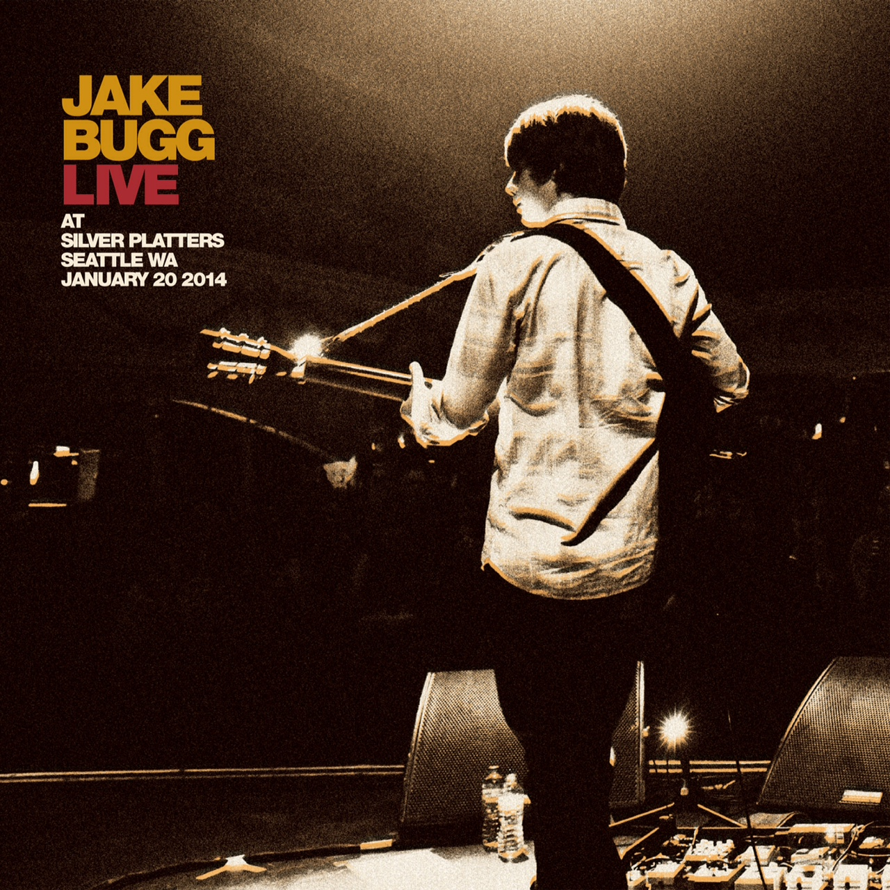 Jake Bugg - Live @ Silver Platters Seattle Wa January 20 2014