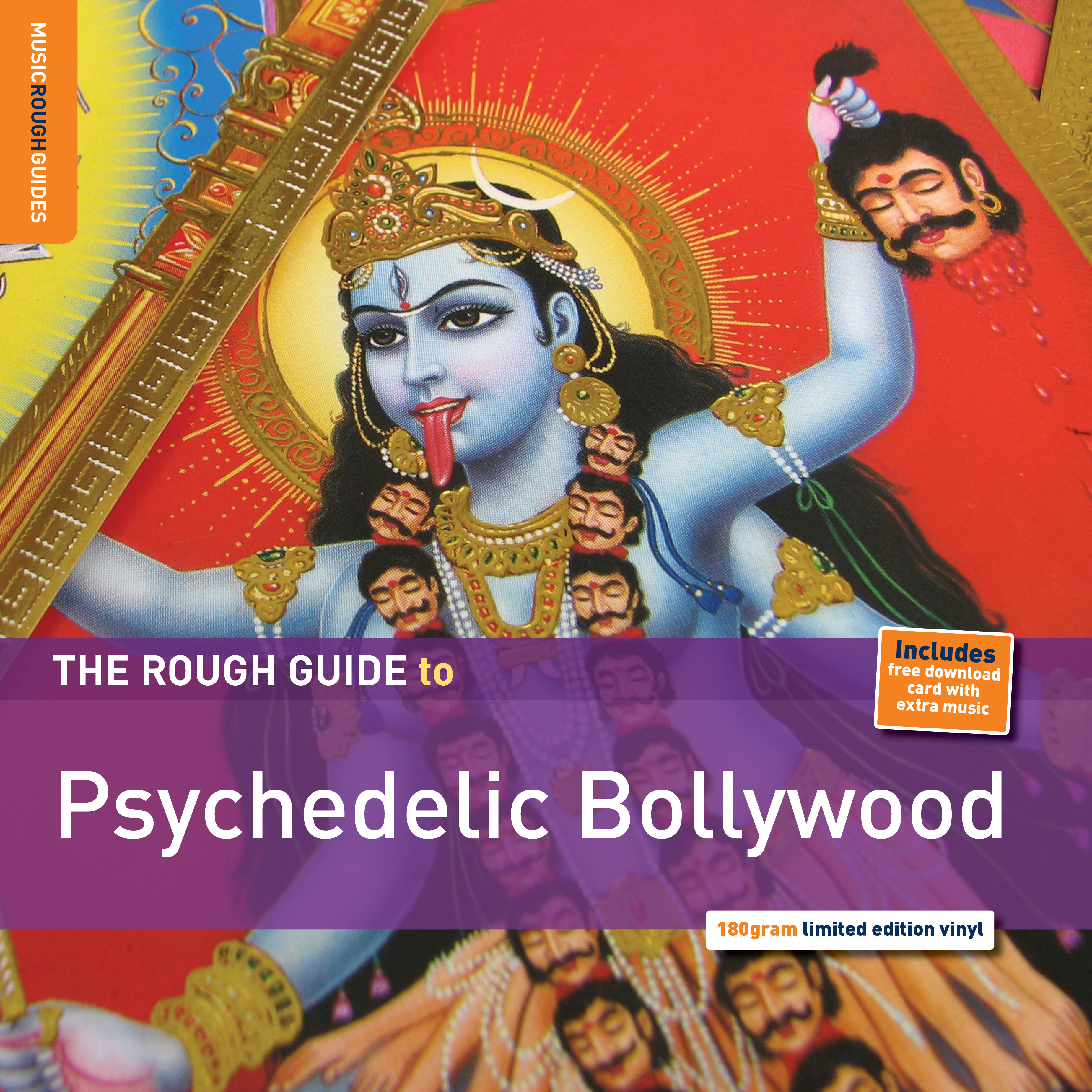 - Rough Guide To Psychedelic Bollywood