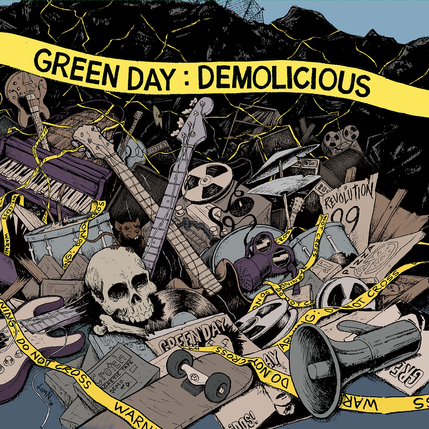 Green Day - Demolicious
