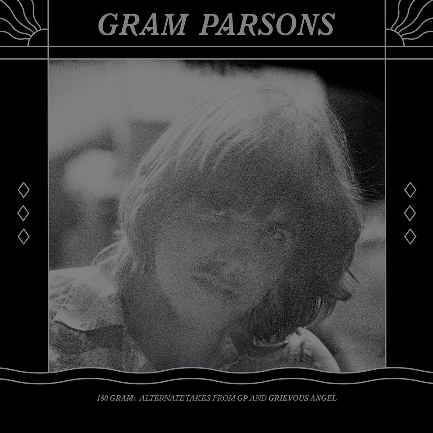 Gram Parsons - 180 Gram: Alternate Takes from GP and Grievous Angel
