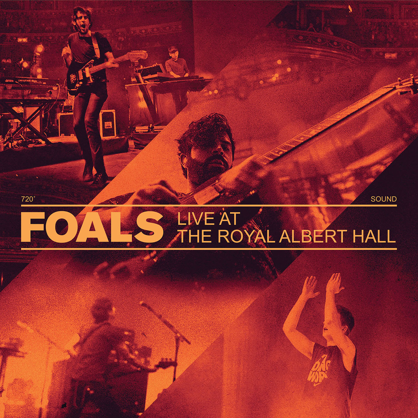 Foals - Live at Royal Albert Hall