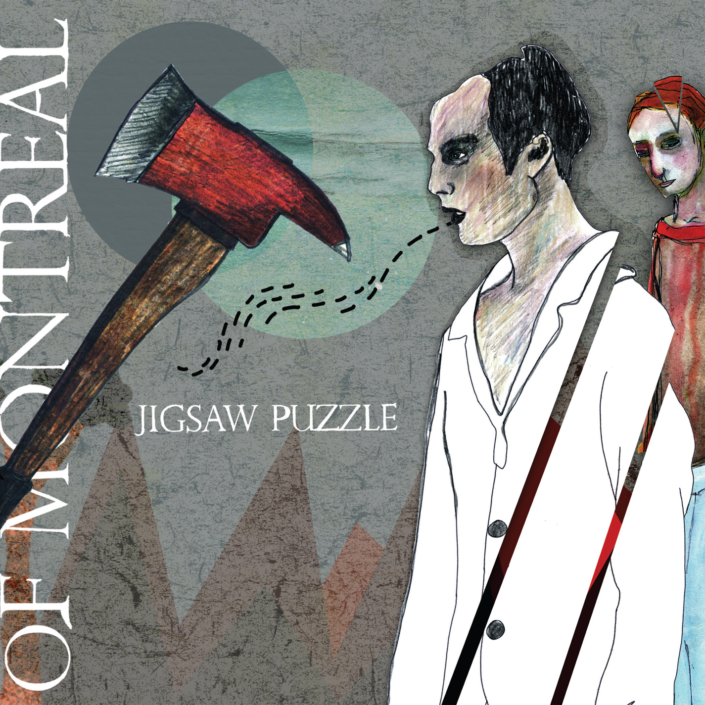 Of Montreal - Jigsaw Puzzle [Vinyl Single]