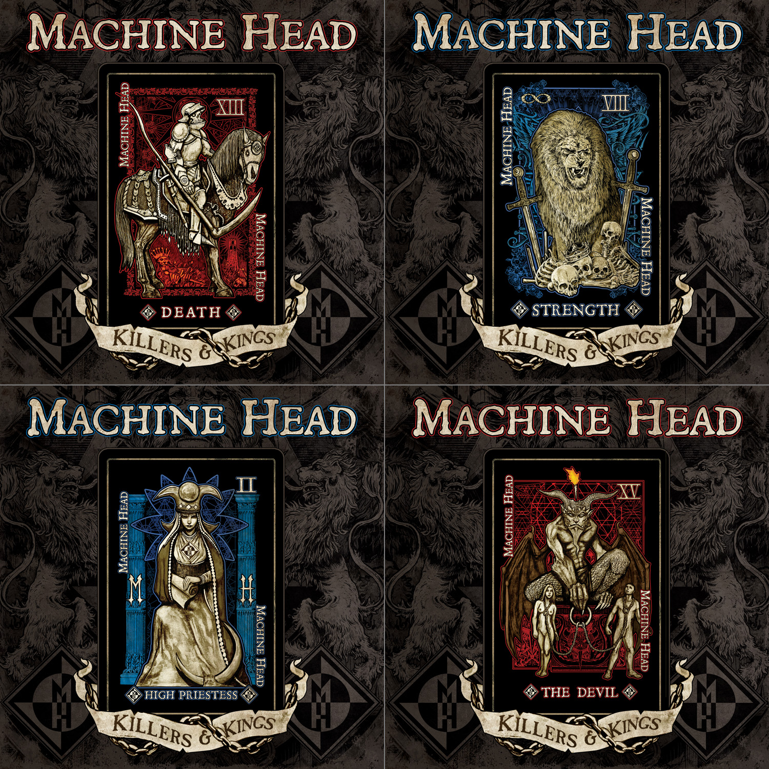 Machine Head - Killers & Kings 10