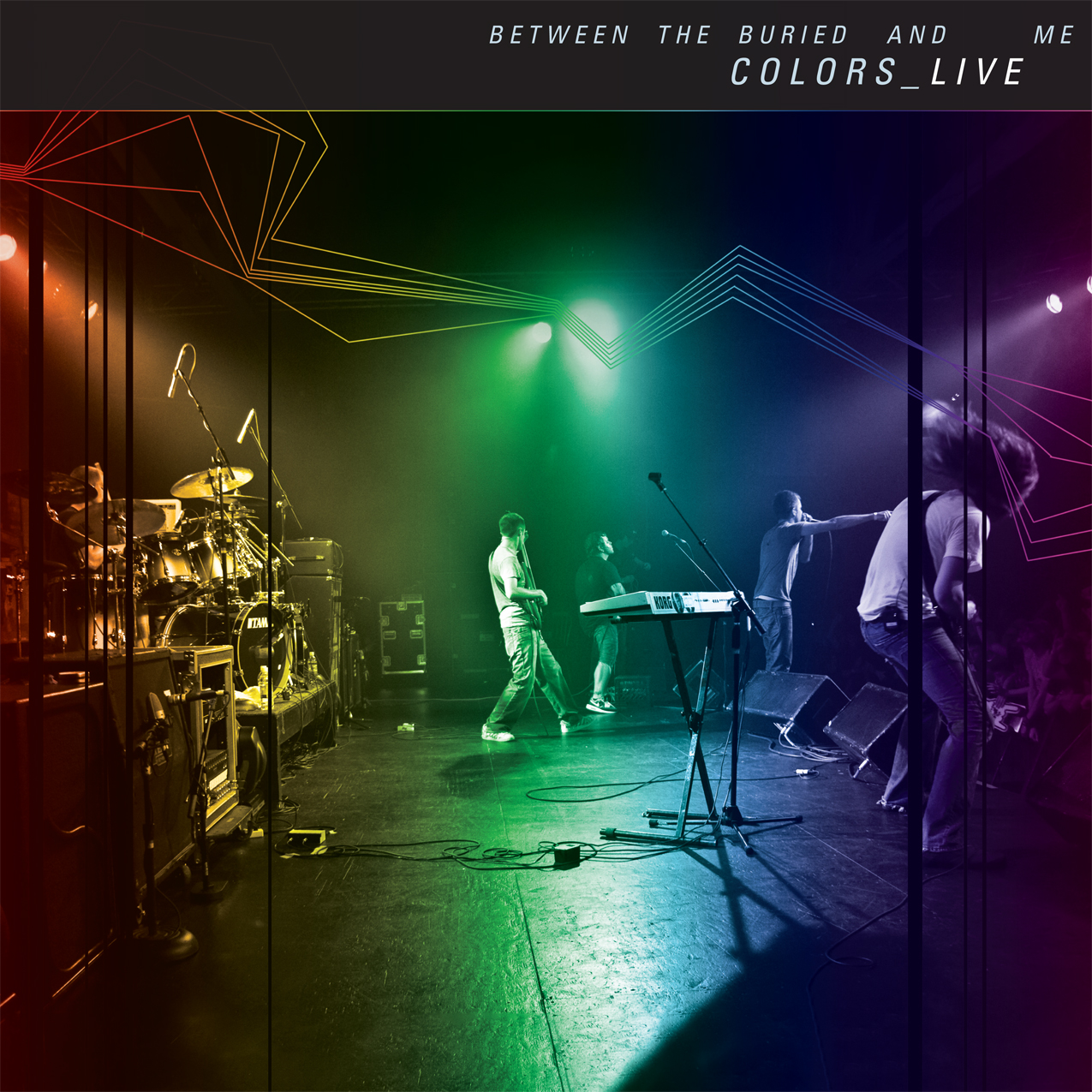 Between The Buried And Me - Colors_Live
