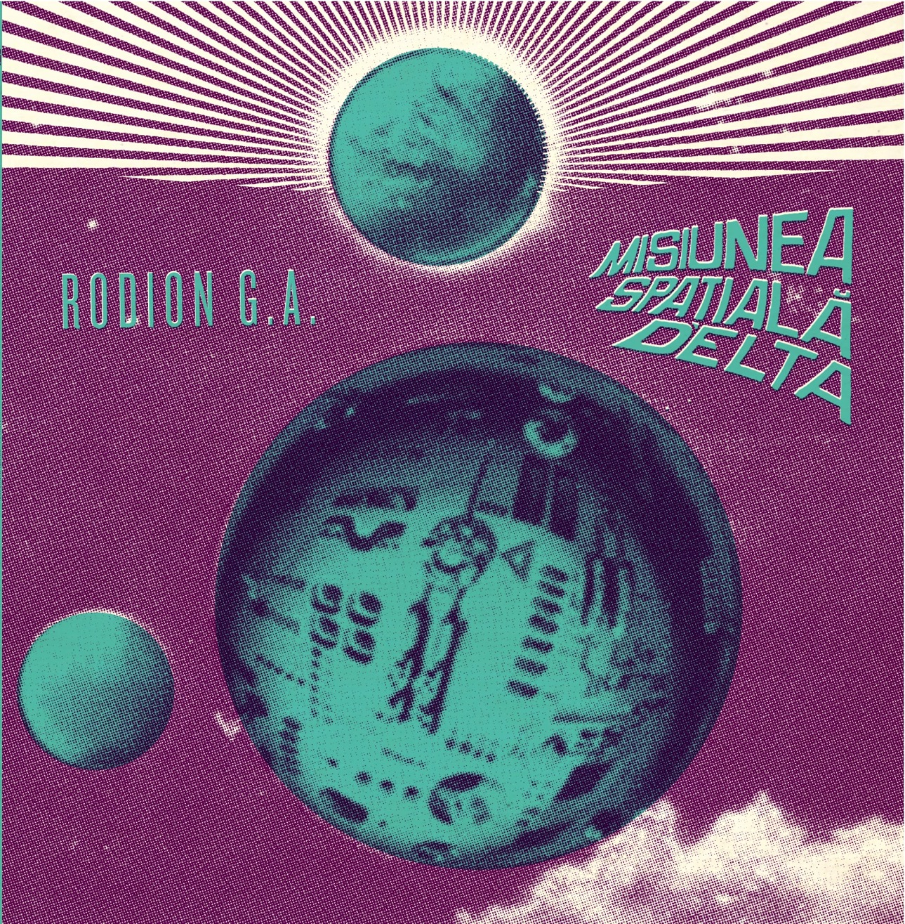 Rodion G.A. - Delta Space Mission