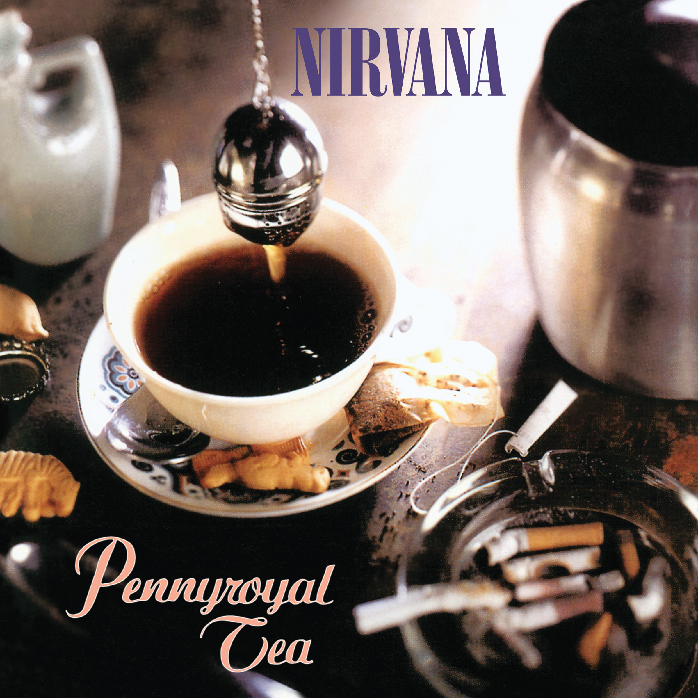 Nirvana - Pennyroyal Tea [Vinyl Single]