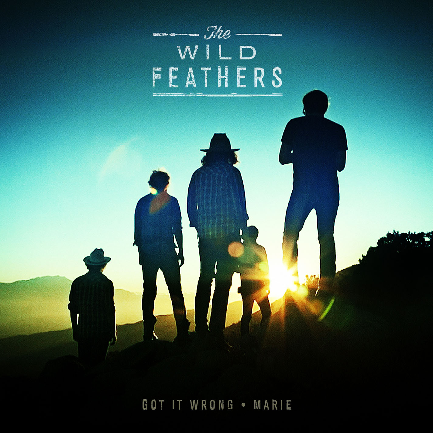 The Wild Feathers - Got It Wrong/Marie