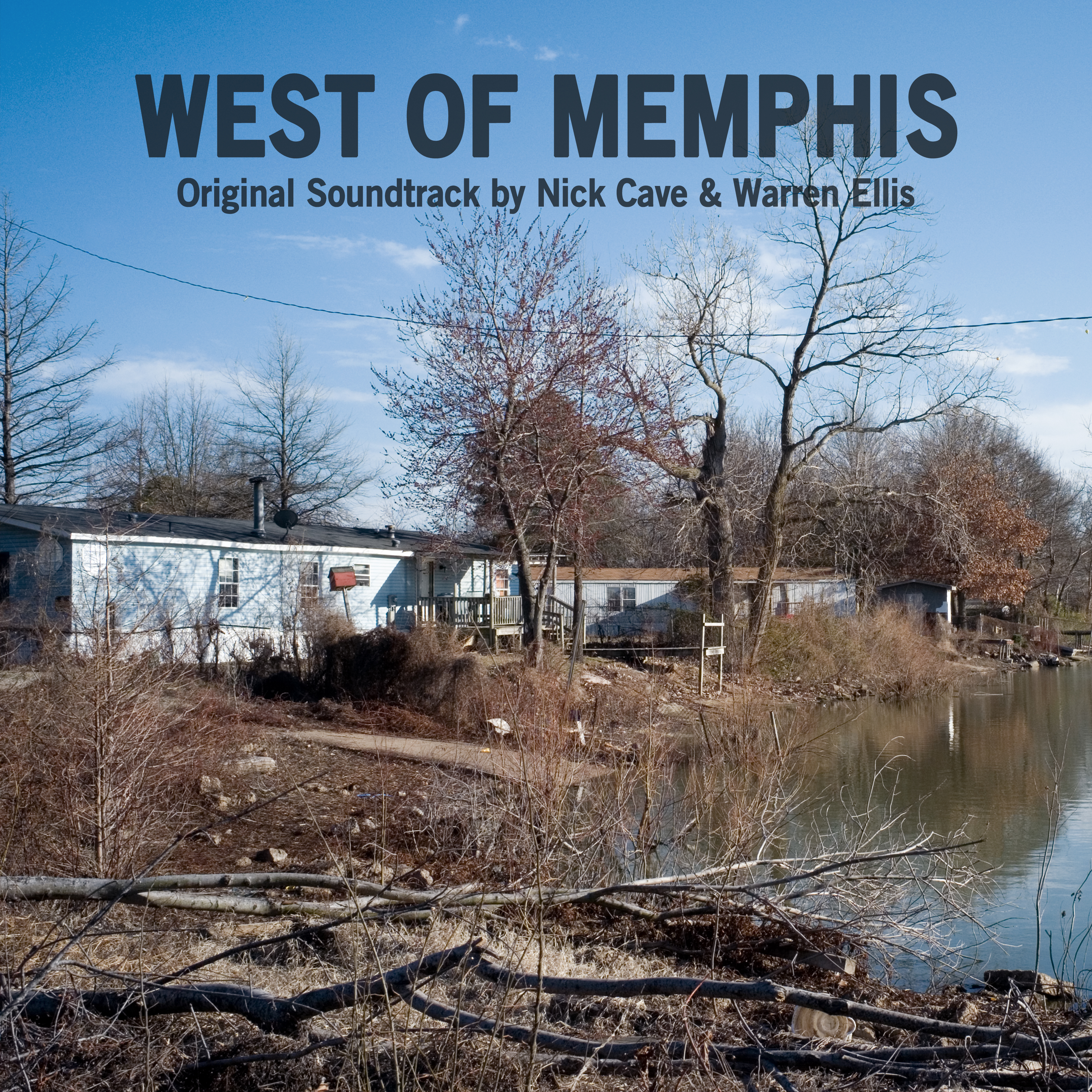 Nick Cave & Warren Ellis - West of Memphis--The Score