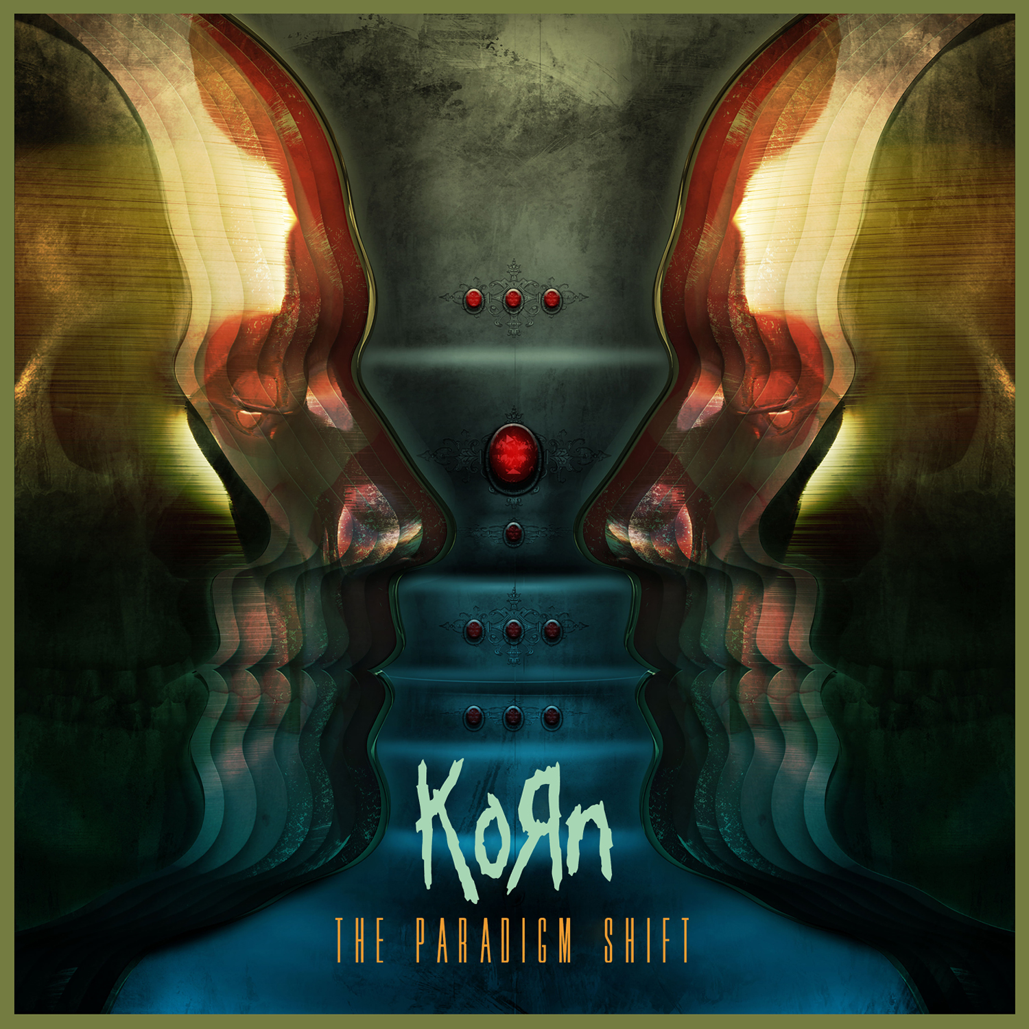 Korn - The Paradigm Shift Picture Disc
