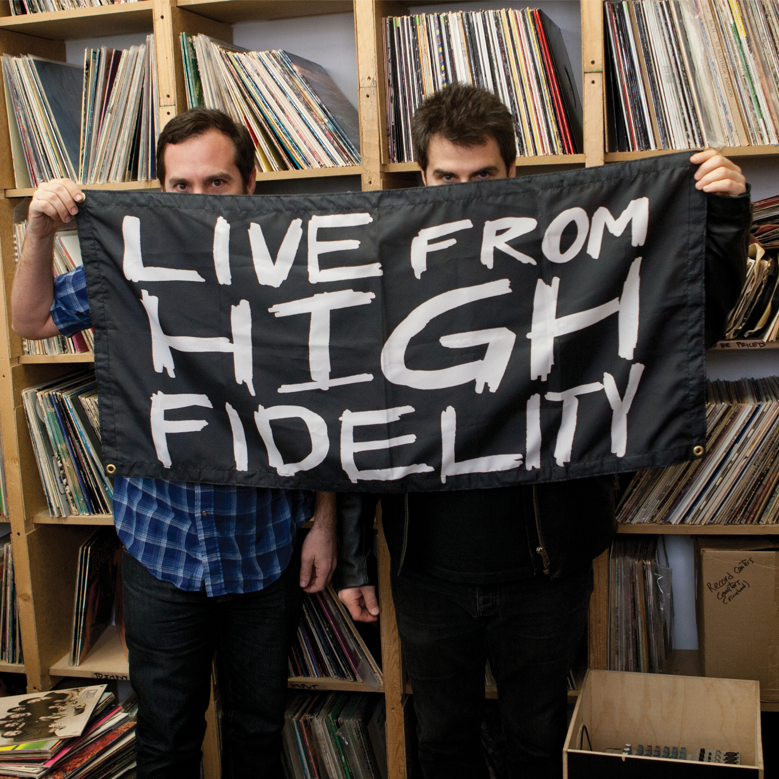 Live From High Fidelity Best Of The Podcast / Var - Live From High Fidelity: Best Of The Podcast