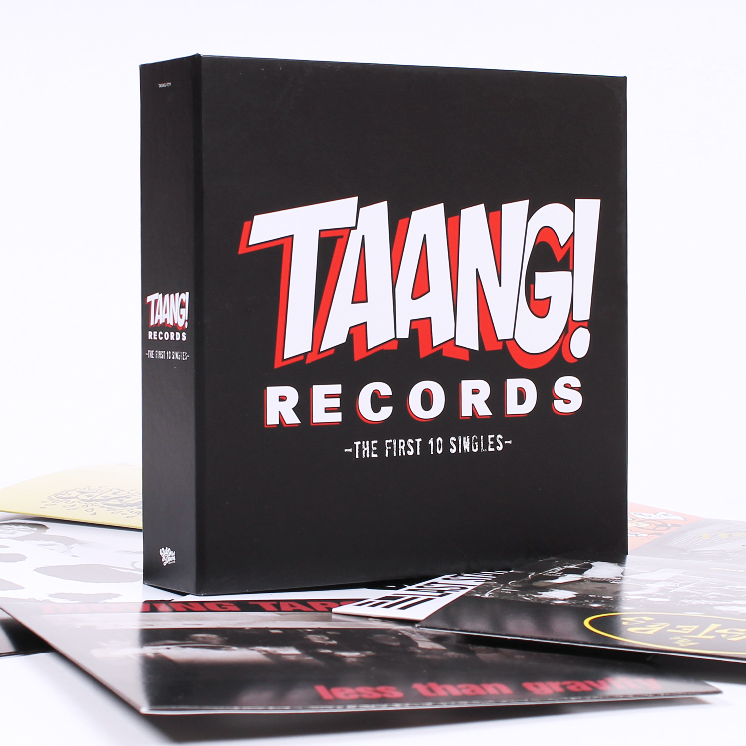 - Taang! Records: The First 10 Singles
