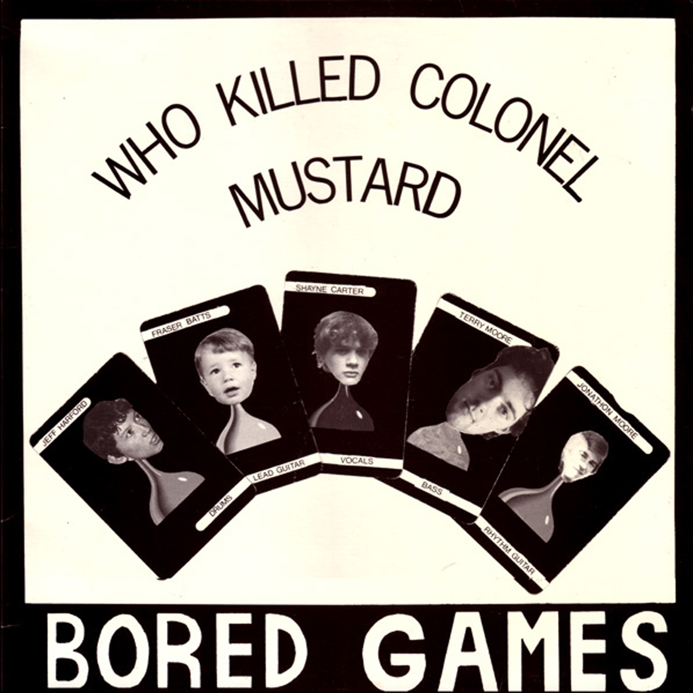 - Who Killed Colonel Mustard
