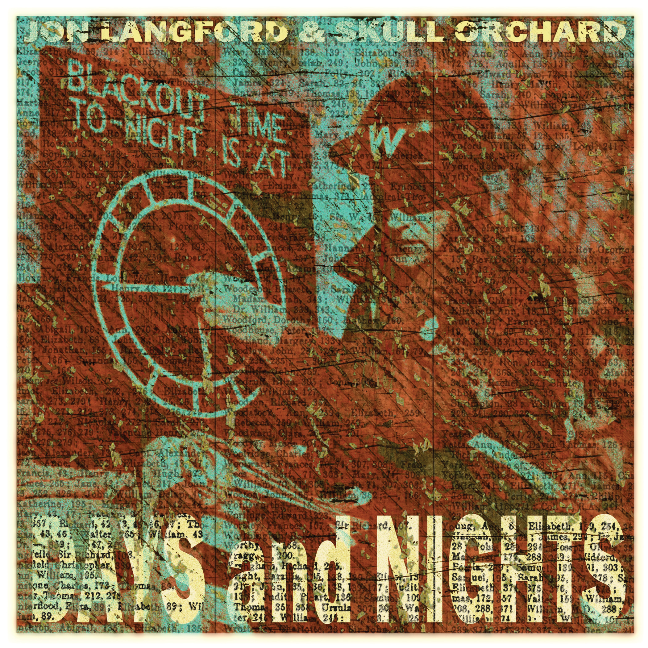 Jon Langford - Days & Nights