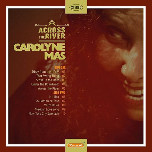 Carolyne Mas - Across The River