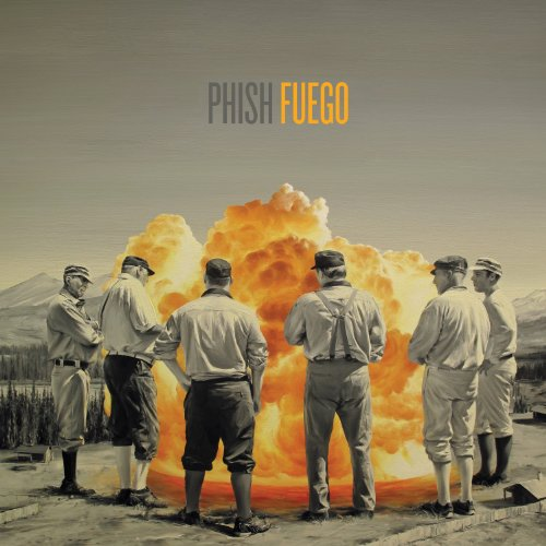 Phish - Fuego [Pink Salmon/Orange 2LP]